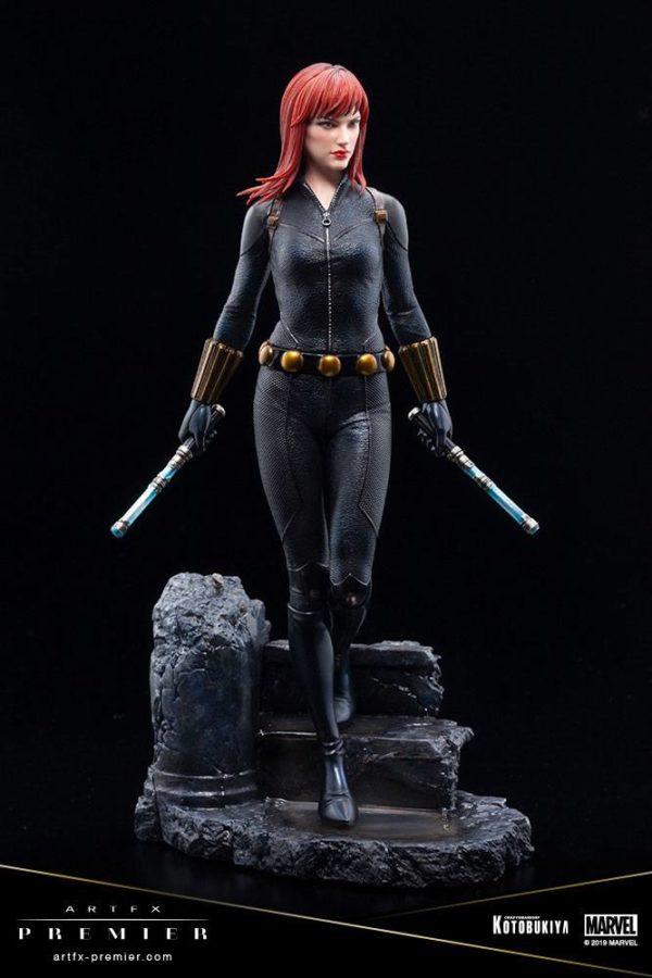 BLACK WIDOW STATUE ARTFX PREMIER 1-10 MARVEL UNIVERSE KOTOBUKIYA 21 CM (9) 4934054014149 kingdom-figurine.fr