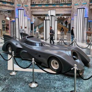 La Batmobile à Paris