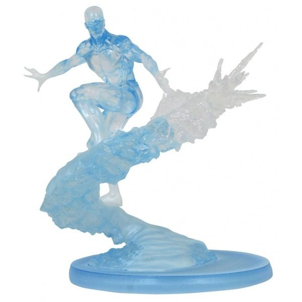 ICEMAN STATUETTE MARVEL COMIC PREMIER COLLECTION DIAMOND SELECT TOYS 28 CM (0) 699788834541 kingdom-figurine.fr