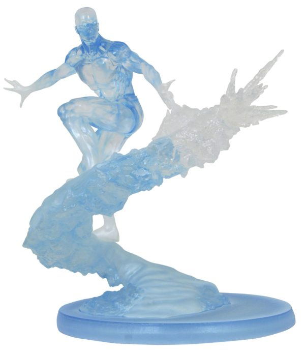 ICEMAN STATUETTE MARVEL COMIC PREMIER COLLECTION DIAMOND SELECT TOYS 28 CM (1) 699788834541 kingdom-figurine.fr