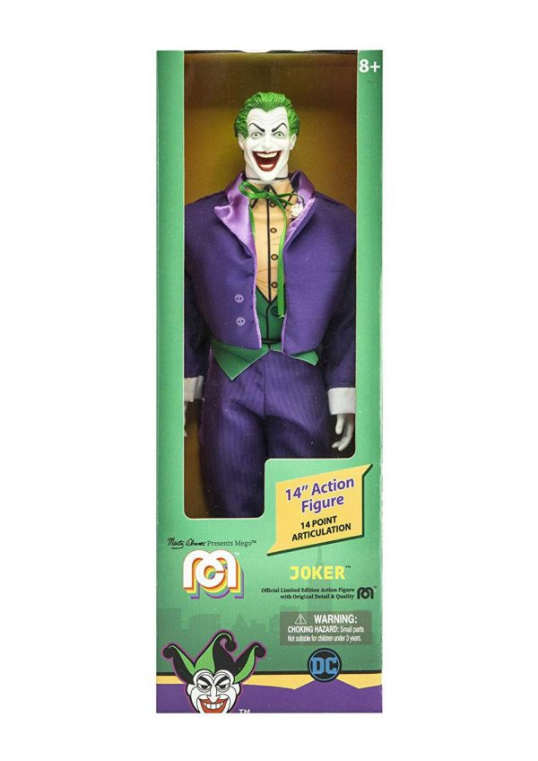 JOKER NEW 52 FIGURINE DC COMICS MEGO 36 CM (1) 850002478914 kingdom-figurine.fr