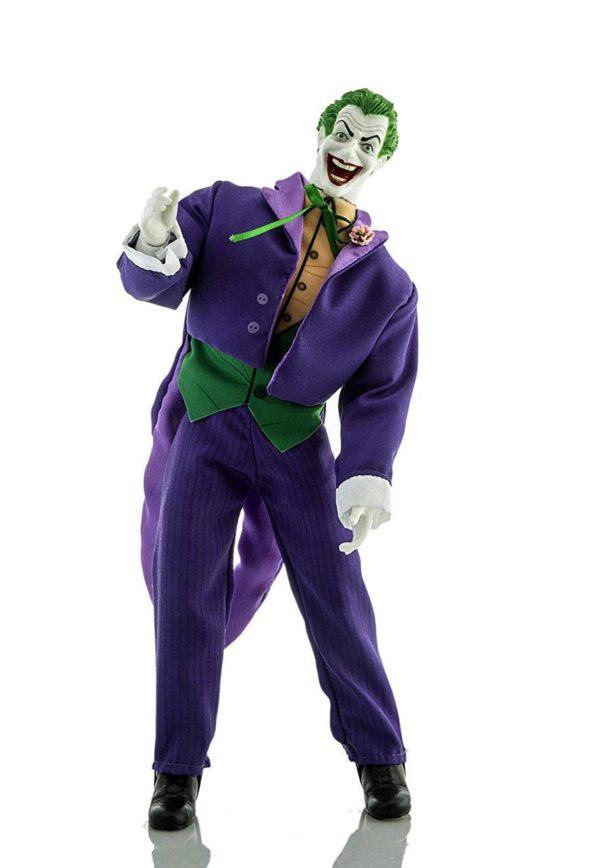 JOKER NEW 52 FIGURINE DC COMICS MEGO 36 CM (2) 850002478914 kingdom-figurine.fr