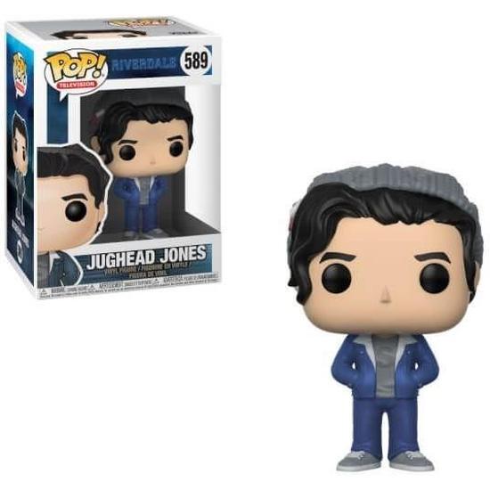 JUGHEAD JONES FIGURINE RIVERDALE POP TV 589 FUNKO 889698259095 kingdom-figurine.fr