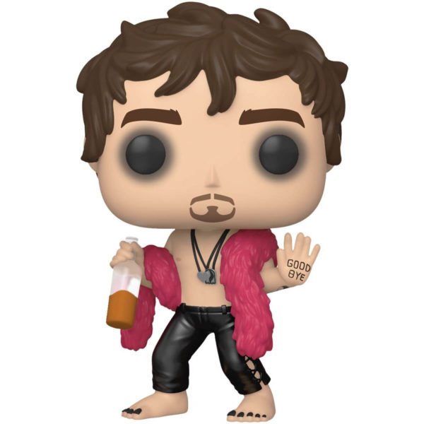 KLAUS HARGREEVES FIGURINE THE UMBRELLA ACADEMY POP TV FUNKO 931 889698445139 kingdom-figurine.fr