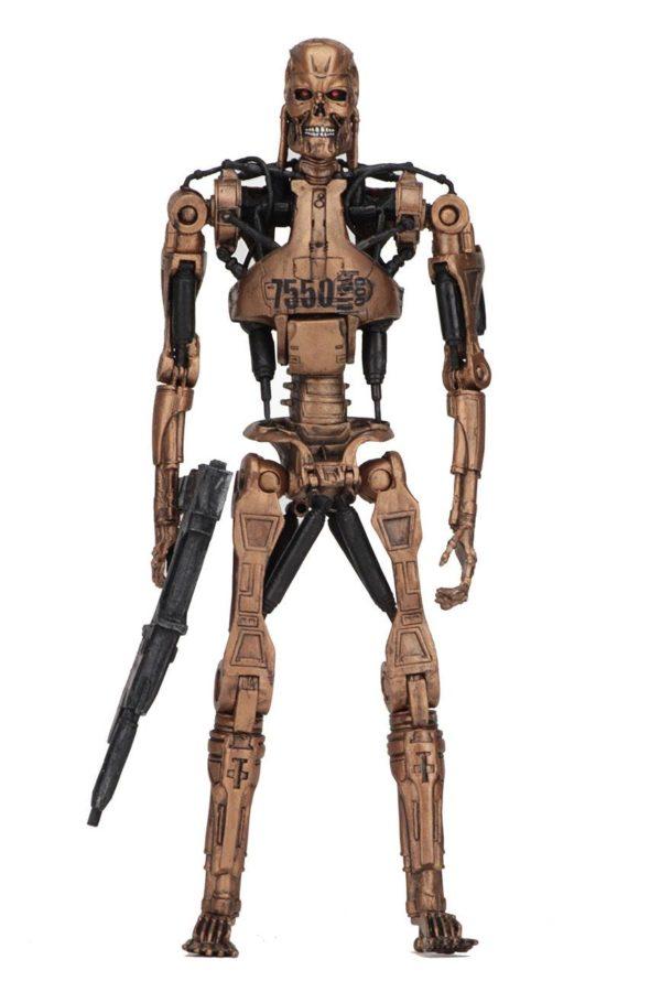 METAL MASH TERMINATOR FIGURINE TERMINATOR 2 KENNER TRIBUTE NECA 18 CM (2) 634482519202 kingdom-figurine.fr
