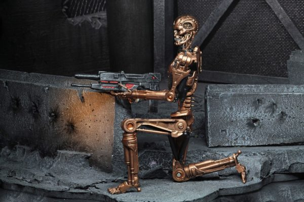 METAL MASH TERMINATOR FIGURINE TERMINATOR 2 KENNER TRIBUTE NECA 18 CM (3) 634482519202 kingdom-figurine.fr
