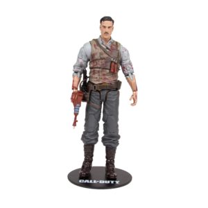 RICHTOFEN FIGURINE CALL OF DUTY BLACK OPS 4 ZOMBIES McFARLANE TOYS 15 CM (1) 787926104165 kingdom-figurine.fr