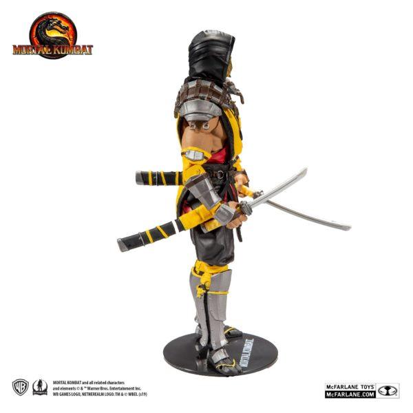 SCORPION FIGURINE MORTAL KOMBAT 11 McFARLANE TOYS 18 CM (5) 787926110012 kingdom-figurine.fr