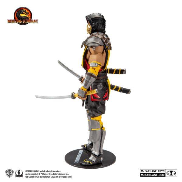 SCORPION FIGURINE MORTAL KOMBAT 11 McFARLANE TOYS 18 CM (6) 787926110012 kingdom-figurine.fr