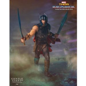 THOR RAGNAROK STATUETTE 1-8 MARVEL COLLECTORS GALLERY GENTLE GIANT 23 CM (0) 814176020331 kingdom-figurine.fr