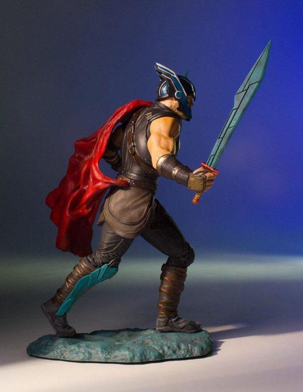 THOR RAGNAROK STATUETTE 1-8 MARVEL COLLECTORS GALLERY GENTLE GIANT 23 CM (3) 814176020331 kingdom-figurine.fr