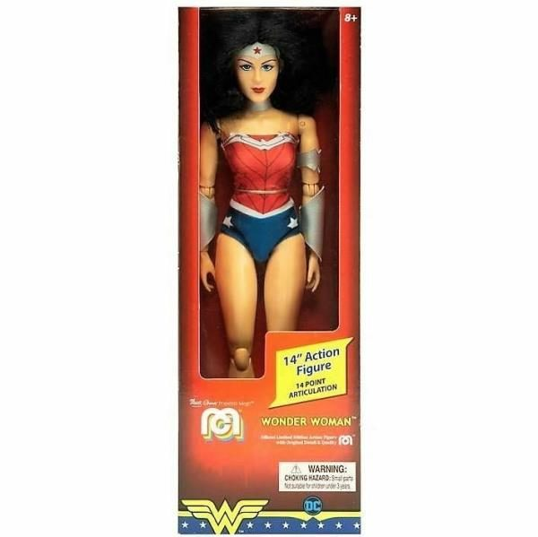 WONDER WOMAN NEW 52 FIGURINE DC COMICS MEGO 36 CM 850002478181 kingdom-figurine.fr