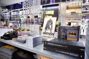 Boutique éphèmère Batman 80 ans