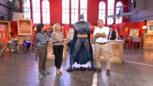 Affaire Conclue spéciale Batman sur France 2