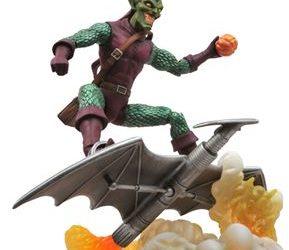 Green Goblin : emblématique pour Halloween