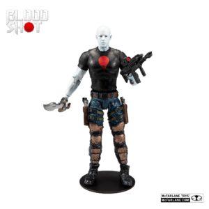 BLOODSHOT FIGURINE BLOODSHOT McFARLANE TOYS 18 CM (1) 787926110517 kingdom-figurine.fr