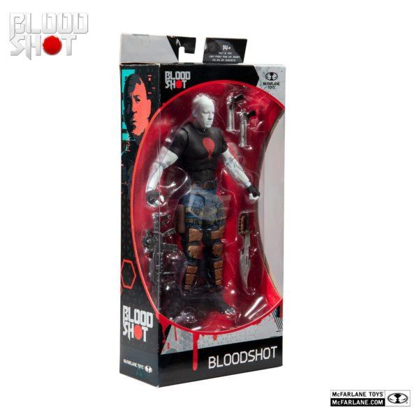 BLOODSHOT FIGURINE BLOODSHOT McFARLANE TOYS 18 CM (7) 787926110517 kingdom-figurine.fr
