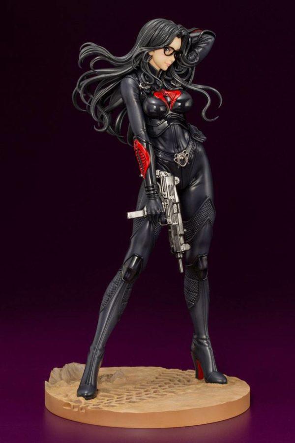 G.I. JOE BISHOUJO STATUETTE PVC 1-7 BARONESS 23 CM KOTOBUKIYA (3) 4934054006205 kingdom-figurine