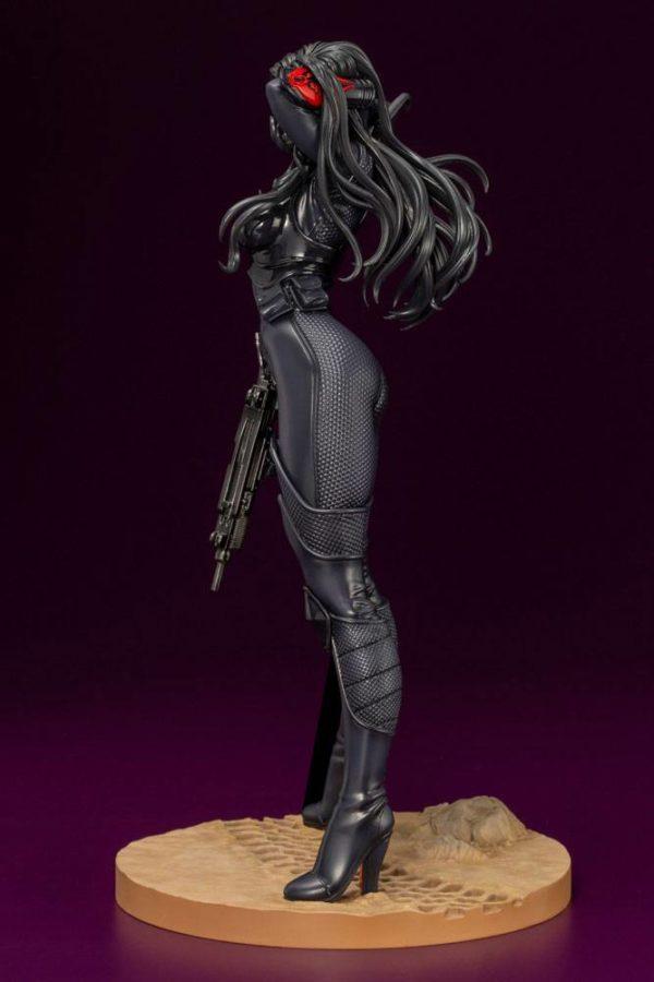 G.I. JOE BISHOUJO STATUETTE PVC 1-7 BARONESS 23 CM KOTOBUKIYA (8) 4934054006205 kingdom-figurine