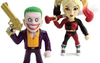 Cinq figurines du Joker à petits prix