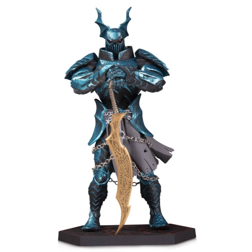 THE MERCILESS STATUETTE BATMAN DARK NIGHTS METAL DC COLLECTIBLES 21 CM 761941358871 kingdom-figurine.fr
