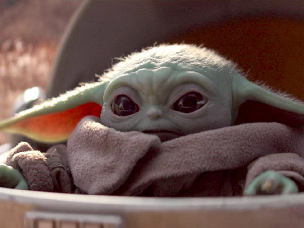 Baby Yoda, dit The Child