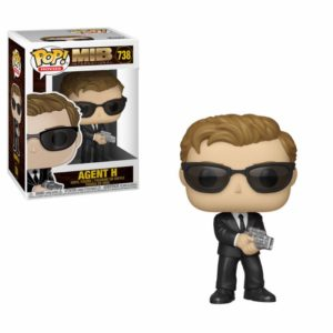 AGENT H FIGURINE POP MOVIE MEN IN BLACK 4 FUNKO 738 889698384902 kingdom-figurine.fr