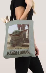 Tote Bag Bébé Yoda