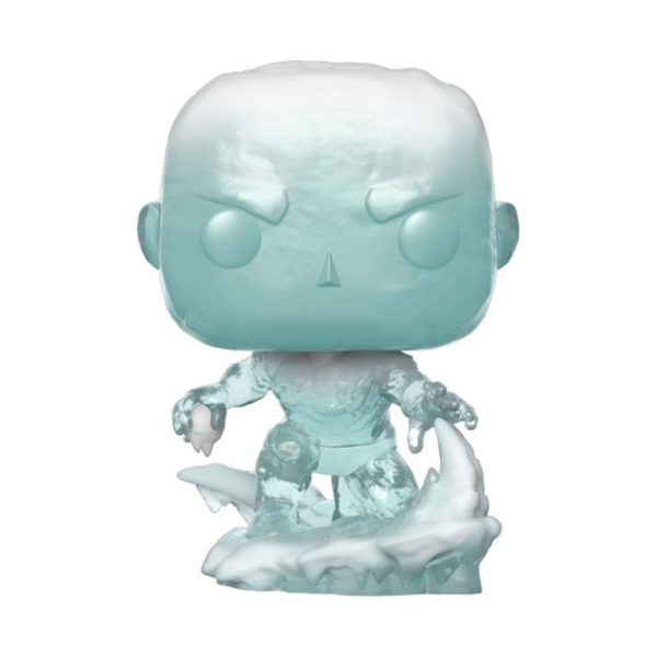 ICEMAN FIRST APPEARANCE FIGURINE X-MEN POP MARVEL 80TH FUNKO 504 889698407175 kingdom-figurine.fr