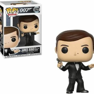 JAMES BOND FIGURINE POP MOVIE JAMES BOND 007 FUNKO 522 889698247016 kingdom-figurine.fr