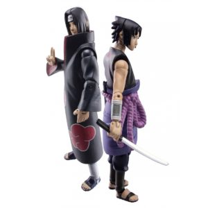SASUKE VS ITACHI PACK 2 FIGURINES NARUTO SHIPPUDEN EXCLUSIVE SDDC 2018 TOYNAMI 10 CM 819872011645 kingdom-figurine.fr