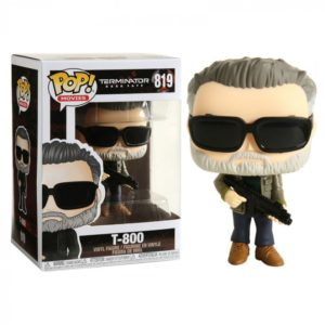 T-800 FIGURINE POP MOVIE TERMINATOR DARK FATE FUNKO 819 889698435000 kingdom-figurine.fr