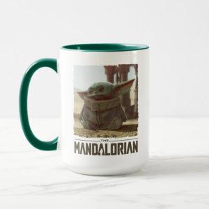 Mug baby Yoda