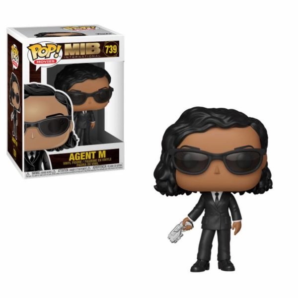 AGENT M FIGURINE POP MOVIE MEN IN BLACK 4 FUNKO 739 889698384926 kingdom-figurine.fr