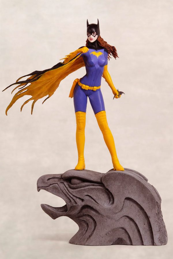 BATGIRL STATUETTE 1-6 WEB EXCLUSIVE (LUIS ROYO) DC COMICS FANTASY GALLERY YAMATO USA 46 CM (1) 693904351134 kingdom-figurine.fr