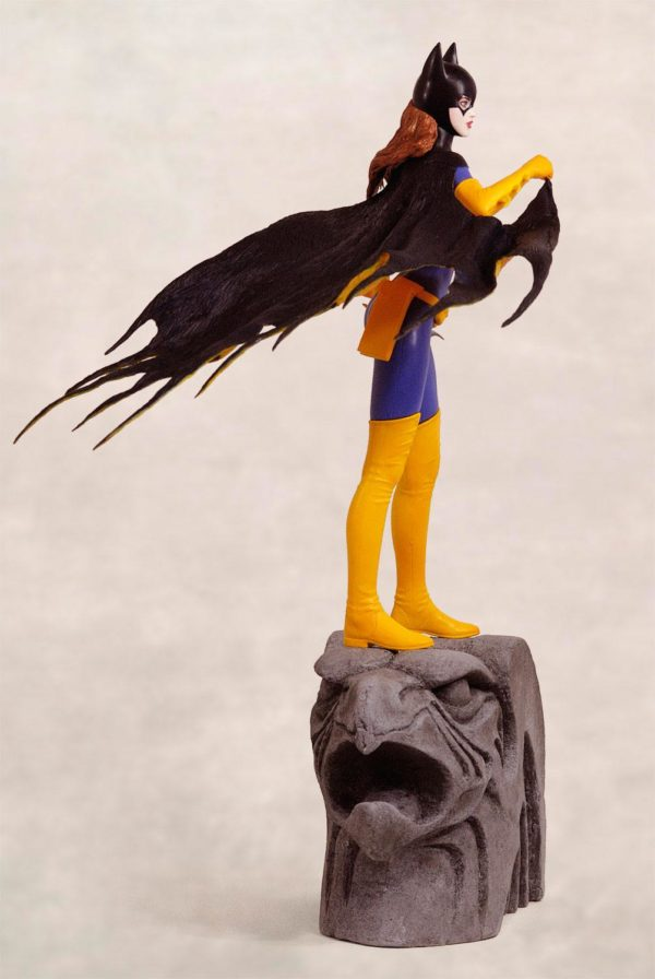 BATGIRL STATUETTE 1-6 WEB EXCLUSIVE (LUIS ROYO) DC COMICS FANTASY GALLERY YAMATO USA 46 CM (3) 693904351134 kingdom-figurine.fr
