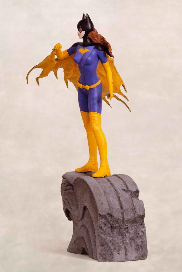 BATGIRL STATUETTE 1-6 WEB EXCLUSIVE (LUIS ROYO) DC COMICS FANTASY GALLERY YAMATO USA 46 CM (4) 693904351134 kingdom-figurine.fr