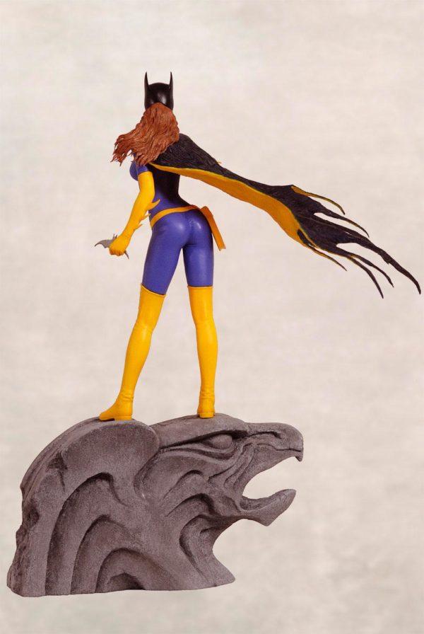 BATGIRL STATUETTE 1-6 WEB EXCLUSIVE (LUIS ROYO) DC COMICS FANTASY GALLERY YAMATO USA 46 CM (5) 693904351134 kingdom-figurine.fr