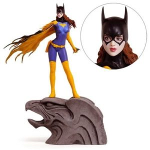 BATGIRL STATUETTE 1-6 WEB EXCLUSIVE (LUIS ROYO) DC COMICS FANTASY GALLERY YAMATO USA 46 CM 693904351134 kingdom-figurine.fr