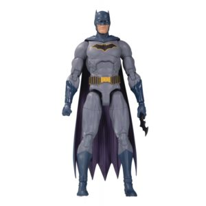 BATMAN FIGURINE DC ESSENTIALS DC COLLECTIBLES 18 CM (1) 761941352077 kingdom-figurine.fr
