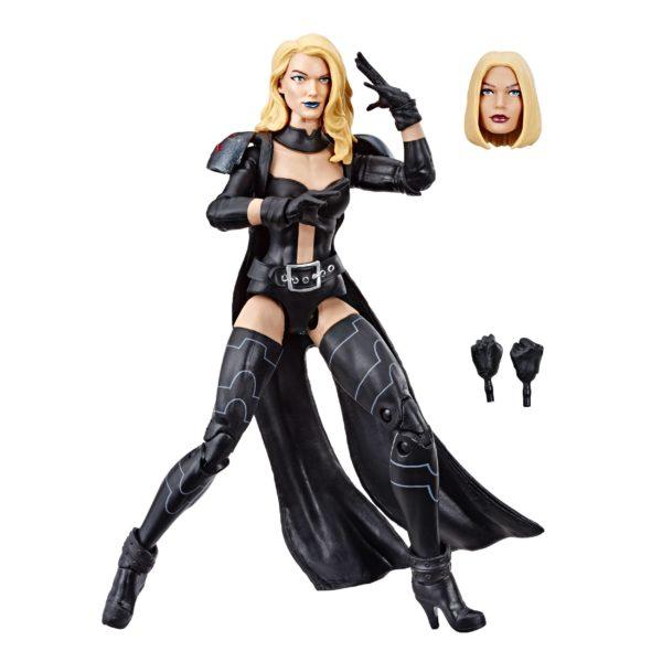 EMMA FROST FIGURINE X-MEN MARVEL LEGENDS SERIES HASBRO 15 CM (1) 630509818853 kingdom-figurine.fr