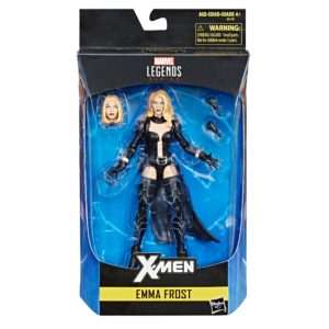 EMMA FROST FIGURINE X-MEN MARVEL LEGENDS SERIES HASBRO 15 CM (2) 630509818853 kingdom-figurine.fr