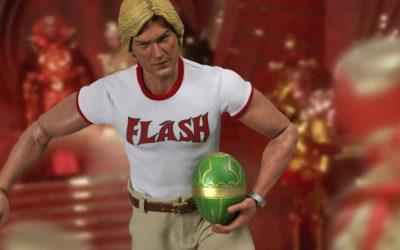 Une figurine Flash Gordon par Big Chief