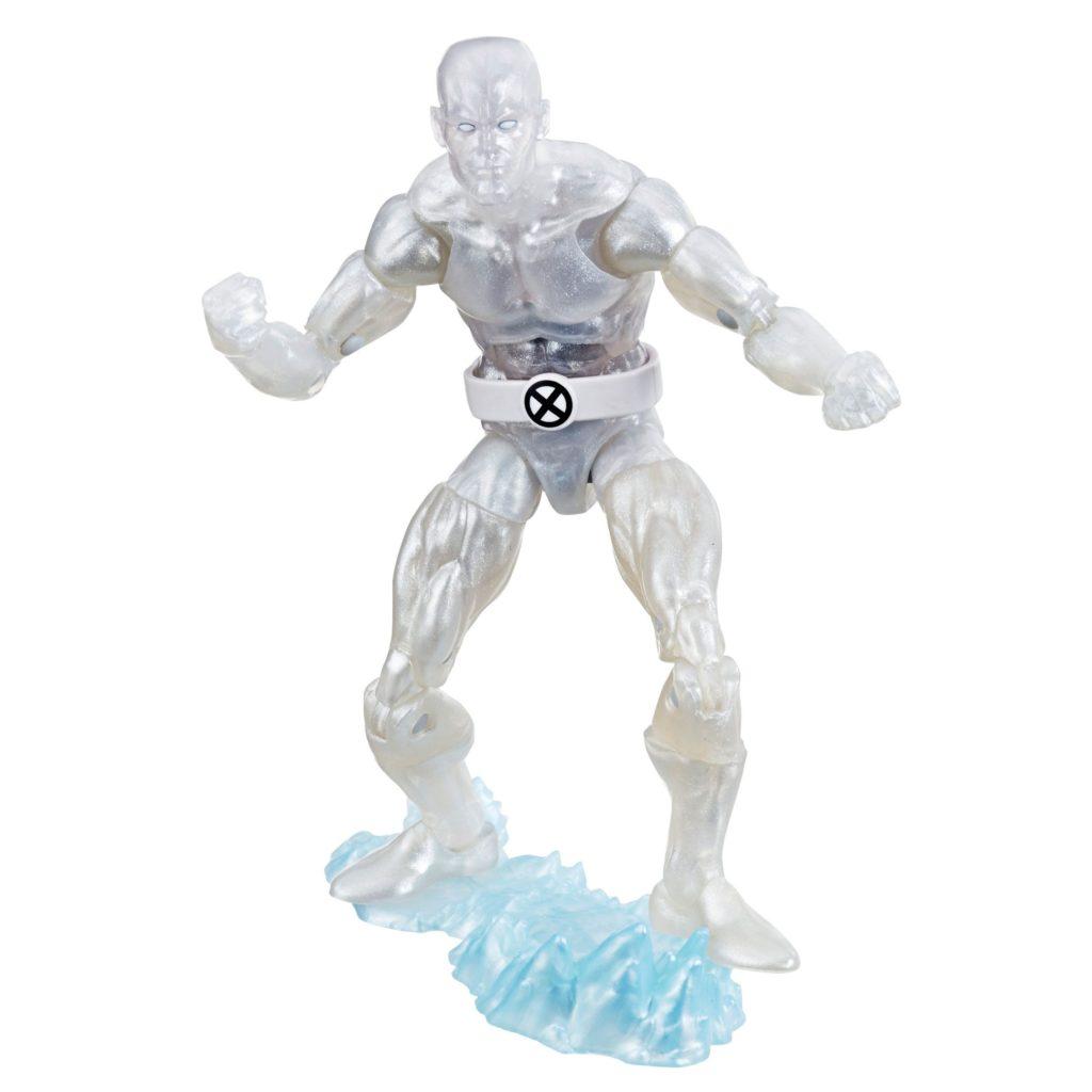 Iceman ou Iceberg, un X-Men de la première heure
