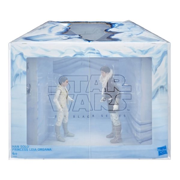 LEIA & HAN (HOTH) PACK 2 FIGURINES BLACK SERIES STAR WARS EPISODE V EXCLUSIVE CONVENTION HASBRO (2) 5010993541973 kingdom-figurine.fr