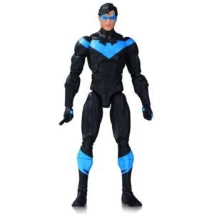 NIGHTWING FIGURINE DC ESSENTIALS DC COLLECTIBLES 18 CM (1) 761941355467 kingdom-figurine.fr