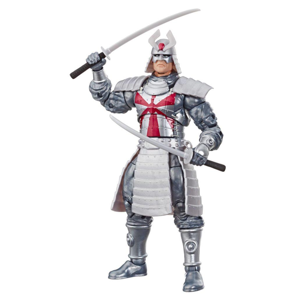Silver Samourai : ennemi de Wolverine