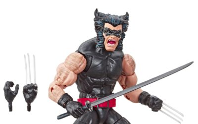 Uncanny X-Men : 6 figurines articulées Hasbro à collectionner