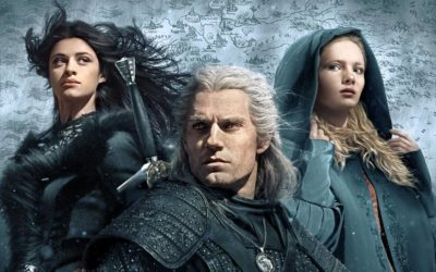 The Witcher débarque sur Netflix