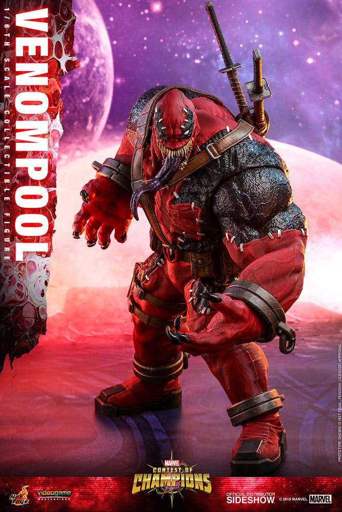 Venompool par Hot Toys